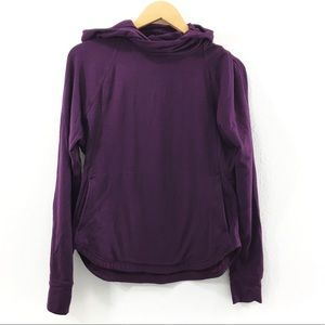 Lululemon Long Sleeve Front Pocket Hoodie Size 6